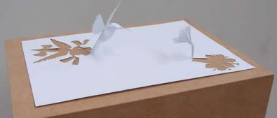art from one piece of paper