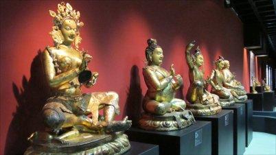 Women Buddhas of Tibet