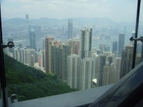 HK from the top