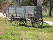 western ks farm wagon